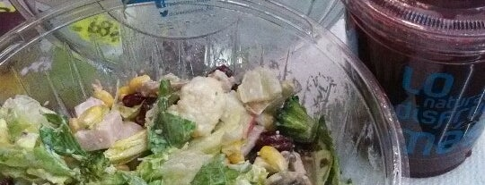 ensaladas y mas is one of to go eat someday.