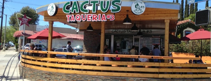 Cactus Taqueria #3 is one of la.
