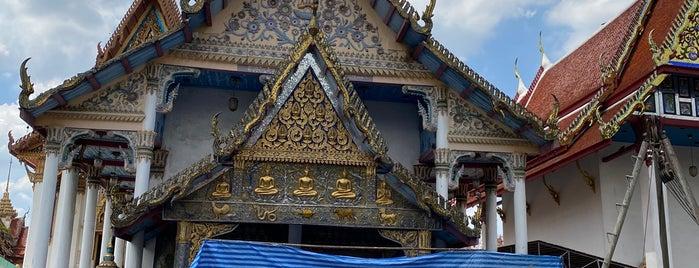 Wat Kingkaeo is one of darunee 🌸 님이 좋아한 장소.