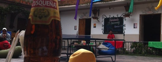 Pariwana Hostel Cusco is one of Cusco - drink and eat.
