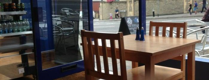 Dizzy's Café is one of Bristol.