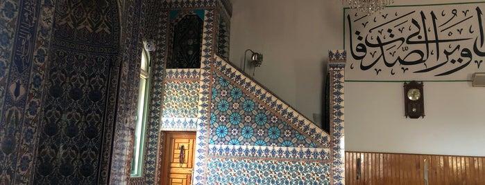 Çakır Ağa Camii is one of 1-Fatih to Do List | Spiritüel Merkezler.