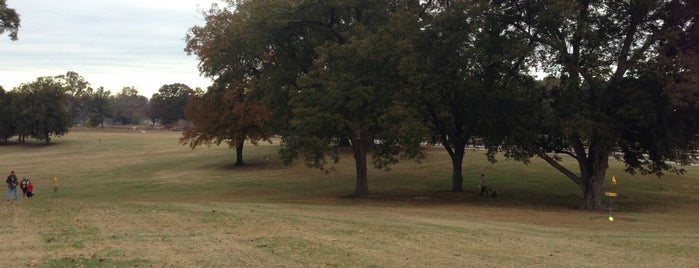 Lenora Park Disc Golf Course is one of สถานที่ที่ Brad ถูกใจ.