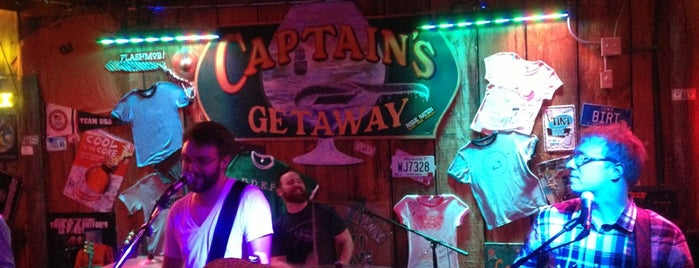 Captain's Getaway is one of Iowa.