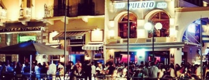 Cafe Puerto Bar is one of Crete.