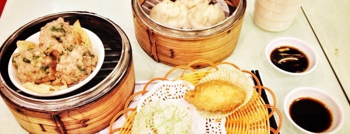 DimDimSum Dim Sum Specialty Store is one of New HK April 2013.