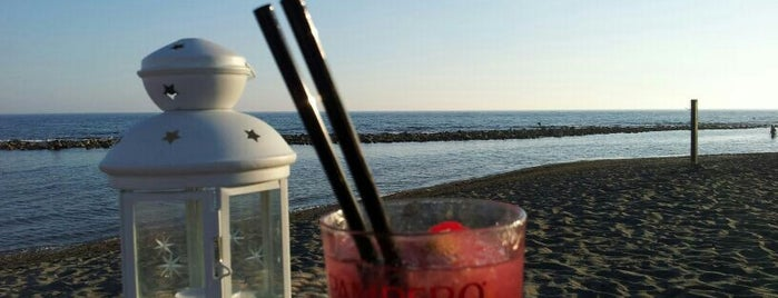 Vittoria Beach is one of Italy 2.