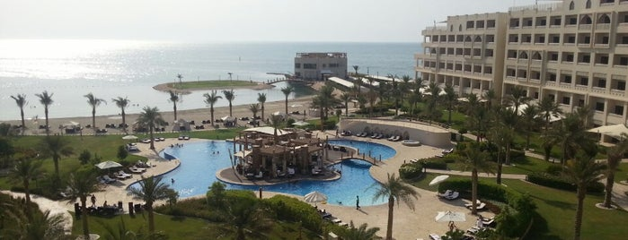 Sofitel Bahrain Zallaq Thalassa sea & spa is one of Bahrain - The Pearl Of The Gulf.