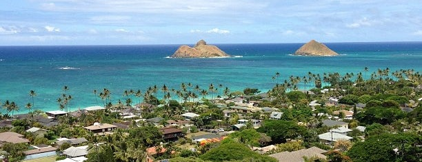 Lanikai Pillboxes Hike is one of Hawaii.