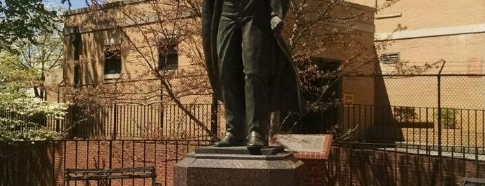 Andrew Johnson National Historic Site is one of Mr. President, Mr. President....