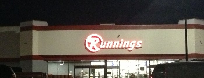 Runnings is one of Dan's Liked Places.