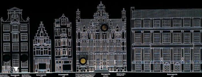 Museum Het Grachtenhuis is one of Musea Amsterdam.