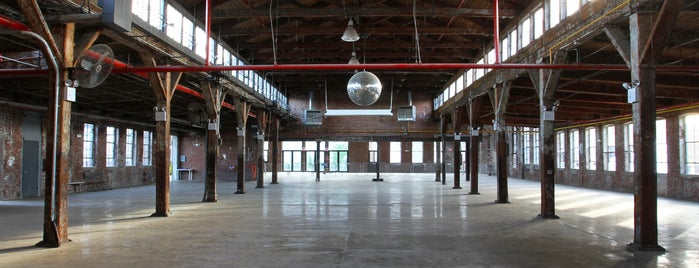 Knockdown Center is one of Brooklyn To-Try.
