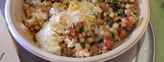 Garbanzo Mediterranean Fresh is one of san antonio. Texas.