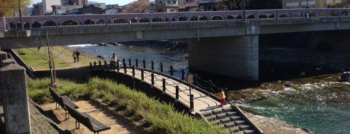 弥生橋(やよいばし) is one of takayama.