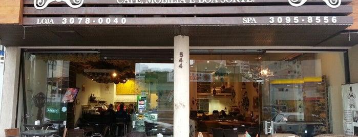Caixeiro Vicente Restaurante e Café is one of Curitiba Bon Vivant & Gourmet.