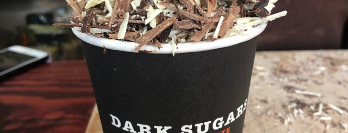 Dark Sugar Chocolates is one of London.