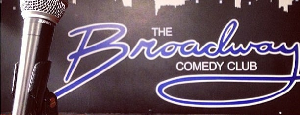 Broadway Comedy Club is one of Guide to New York's best spots.