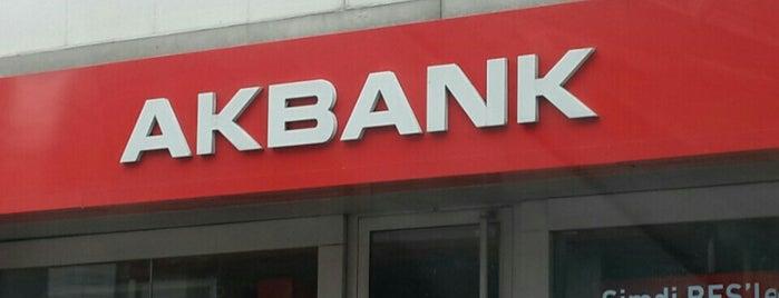 Akbank Güneşli Bölge Müdürlüğü is one of Meteさんのお気に入りスポット.