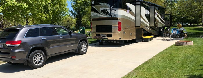 The Motorcoach Resort At Bay Harbor is one of RV Parks.