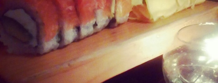 Fabric Sushi is one of To-go.