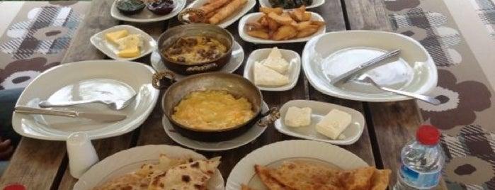 Değirmen is one of Ankara yemek.