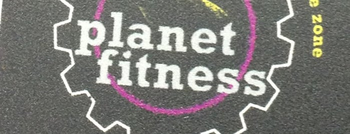 Planet Fitness is one of Favs.