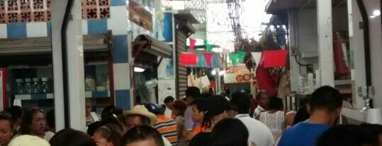 Mercado Hidalgo is one of Rocío : понравившиеся места.