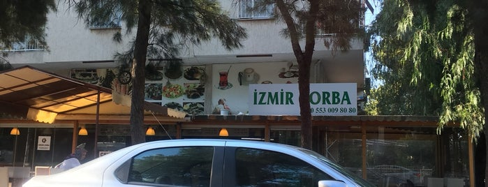 İzmir Çorba - Kimyon is one of Locais salvos de Cem Yılmaz.