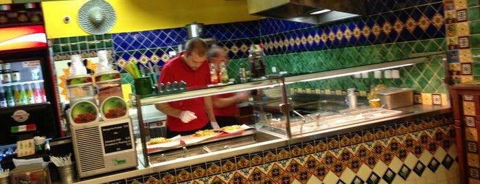 Burrito Loco is one of Orte, die Michal gefallen.