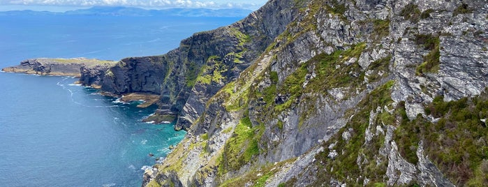 Fogher Cliffs Viewing Deck is one of Kerry 2.