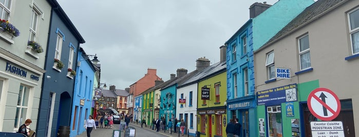 Dingle / An Daingean is one of Orte, die Will gefallen.