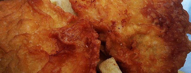 Camelot Fish & Chips is one of Stephanie 님이 좋아한 장소.