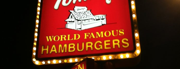 Original Tommy's Hamburgers is one of Los Angeles.
