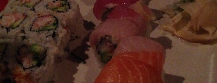 Ace Wasabi's Rock-N-Roll Sushi is one of Cheap SF Restaurants.