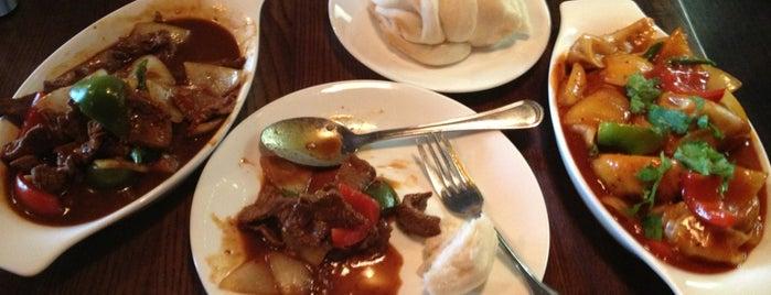 Tibetan Dumpling Cafe is one of Queens.