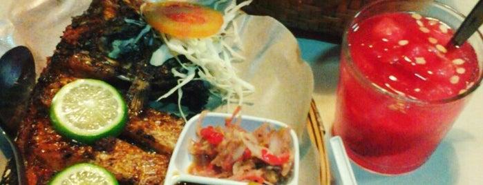 Pawon Pasundan is one of Bali Culinary.