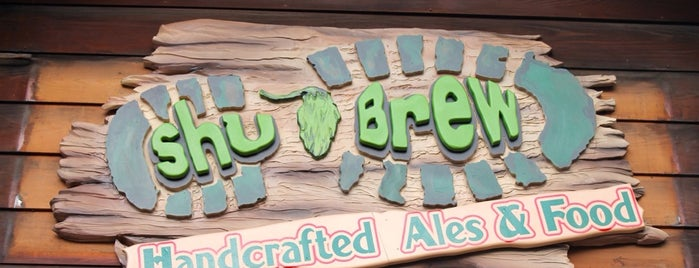 ShuBrew: Handcrafted Ales and Food is one of Best Breweries in the World 2.