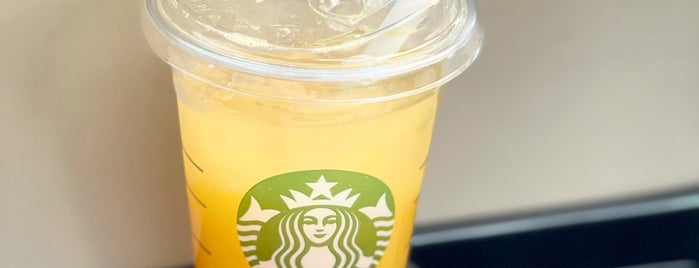 Starbucks is one of B❤️ : понравившиеся места.