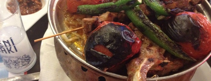 Altın Kapı Restaurant is one of İZMİR EATING AND DRINKING GUIDE.
