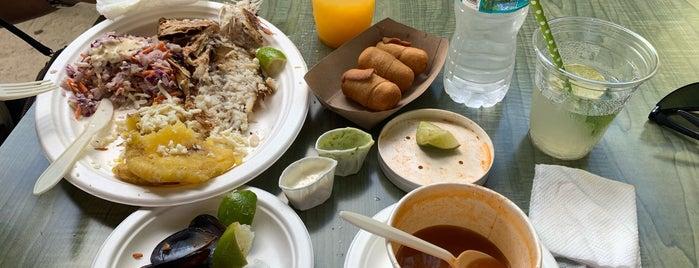 Parguito Gourmet is one of Restaurantes Miami.