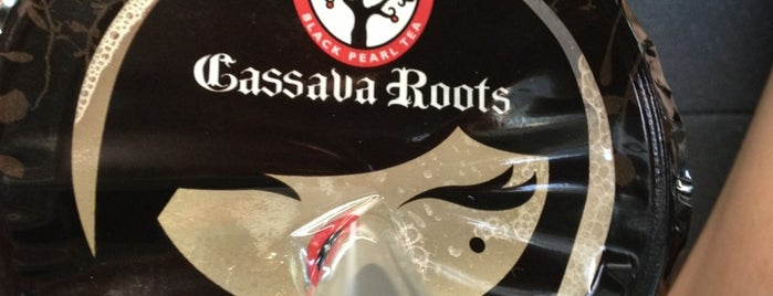 Cassava Roots is one of Tempat yang Disukai Giuliana.
