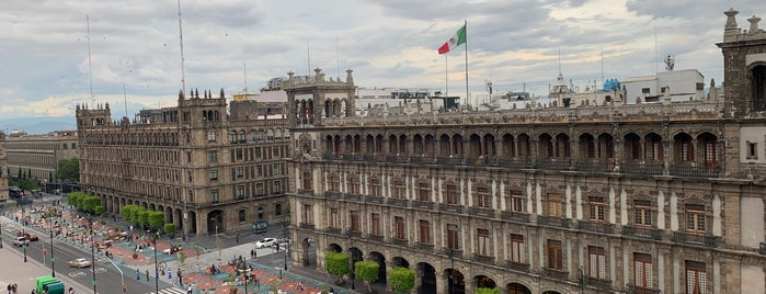 Primer Cuadro is one of Downtown CDMX.