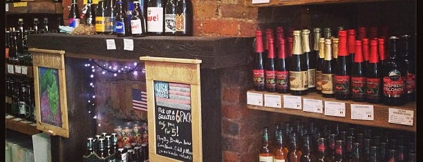 The Beer Boutique - Putney is one of Craft Beer London.