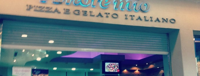 Amore Mio Pizza & Gelato Italiano is one of Locais curtidos por Hector Armando.