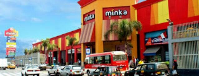 Minka is one of Orte, die Jose gefallen.