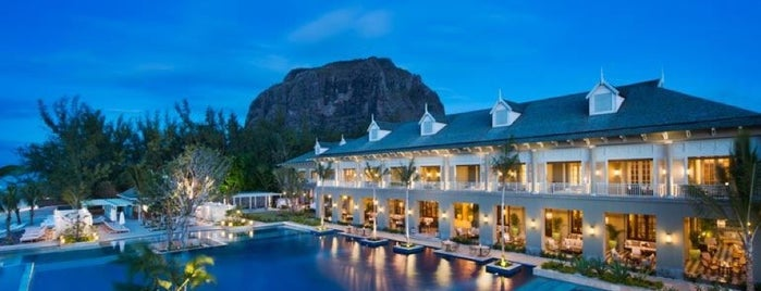 The St. Regis Mauritius Resort is one of موريشوس maturities.