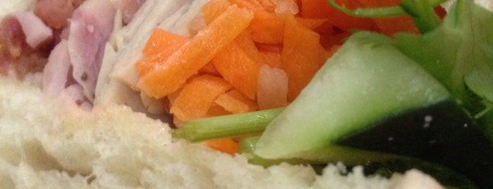 Saigon Vietnamese Sandwich Deli is one of Earl of Sandwich 10X (NY).