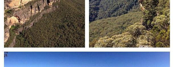 Sublime Point Lookout is one of Australia - Sydney.