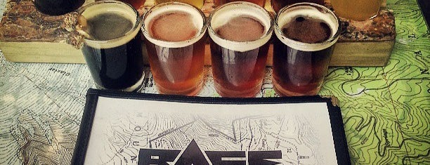 Base Camp Brewing is one of Must-visit Breweries in Portland.